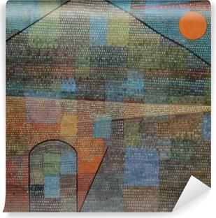 Selbstklebende Fototapete Paul Klee - Ad Parnassum