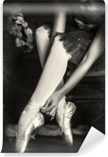 Selbstklebende Fototapete Vintage art