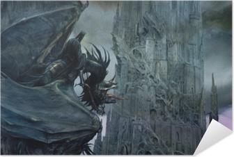 Selbstklebendes Poster Der Herr der Ringe