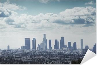 Selbstklebendes Poster Los Angeles, Kalifornien