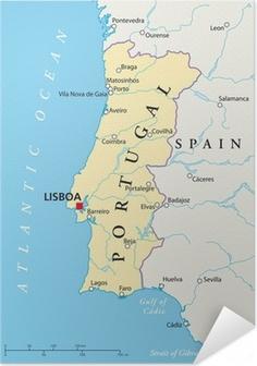 Meerenge Von Gibraltar Karte.Poster Gibraltar Pixers Wir Leben Um Zu Verandern