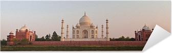 Selbstklebendes Poster Taj Mahal, Agra