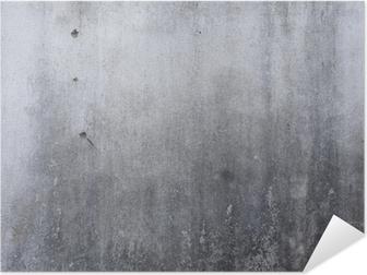 cement wall texture, rough concrete background Self-Adhesive Poster