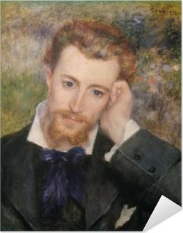 Eugène Murer Self-Adhesive Poster
