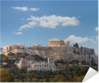 Parthenon, Akropolis - Athens, Greece Self-Adhesive Poster
