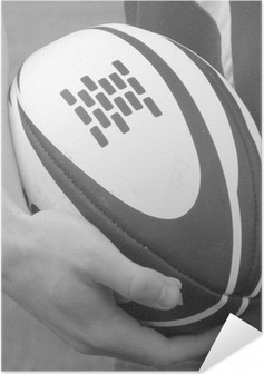 rugby 30 Self-Adhesive Poster