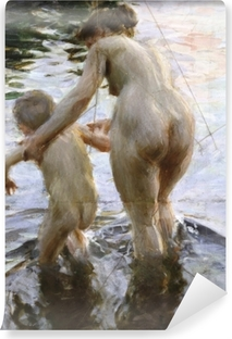 Anders Zorn - First Time Self-Adhesive Wall Mural