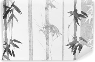 Bamboo / Texture Self-Adhesive Wall Mural
