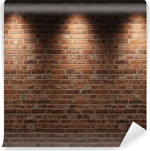 Brick wall Self-Adhesive Wall Mural