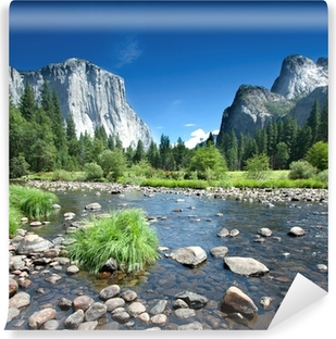 California - Yosemite National Park Self-Adhesive Wall Mural