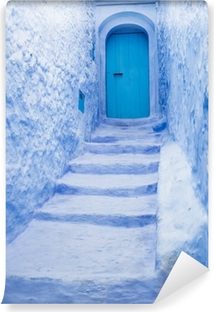 Chefchaouen Self-Adhesive Wall Mural