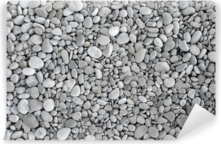 pebbles background Self-Adhesive Wall Mural
