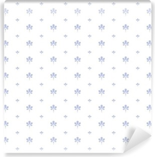 seamless floral pattern Self-Adhesive Wall Mural