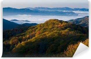Smoky Mountains National Park Self-Adhesive Wall Mural