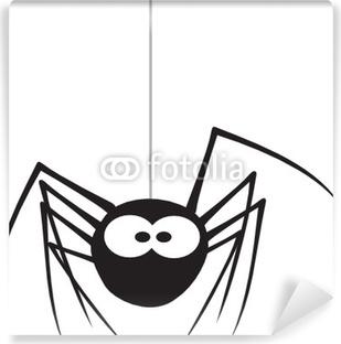 Spider Self-Adhesive Wall Mural