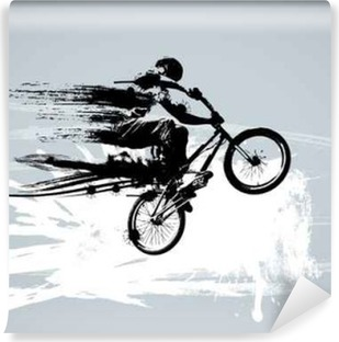 Sport vector illustration Self-Adhesive Wall Mural