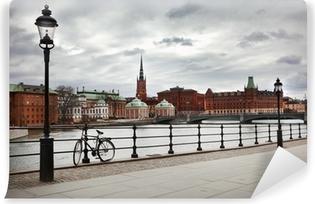 Stockholm Self-Adhesive Wall Mural