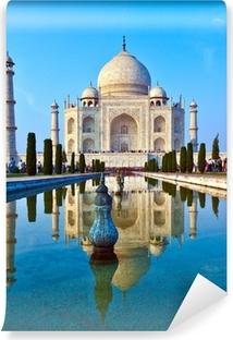 Taj Mahal in India Self-Adhesive Wall Mural