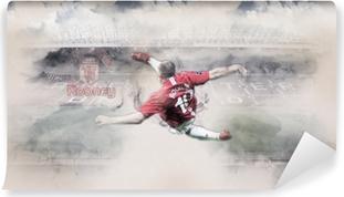 Wayne Rooney Self-Adhesive Wall Mural
