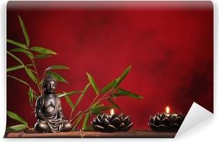 Zen concept Self-Adhesive Wall Mural