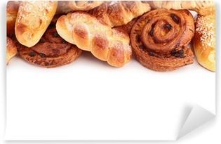 Brød og bagværk Selvklæbende fototapet