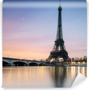 Tour Eiffel Paris Frankrig Selvklæbende fototapet