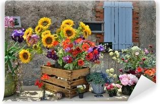 Selvklebende fototapet Provence, Frankrike