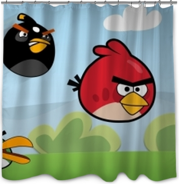Angry Birds Bath Mat O PixersR We Live To Change