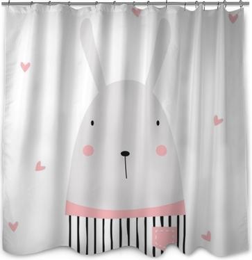 Cartoon Shower Curtains • Pixers®