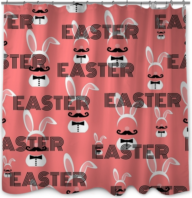 Outstanding Easter Shower Curtains Vignette - Luxurious Bathtub ...