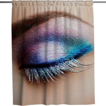 Eye Makeup Beautiful Eyes Glitter Make
