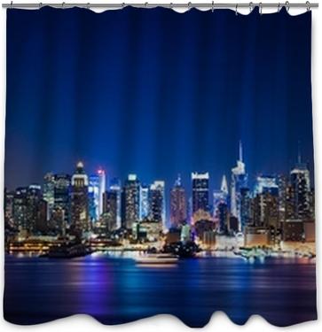 New York Manhattan Skyline Wall Mural O PixersR We Live To Change