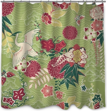 Chinese Shower Curtains • Pixers®