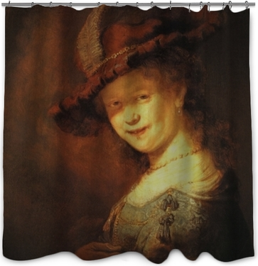 Rembrandt Saskia Van Uylenburg As A Girl Wall Mural Pixers We