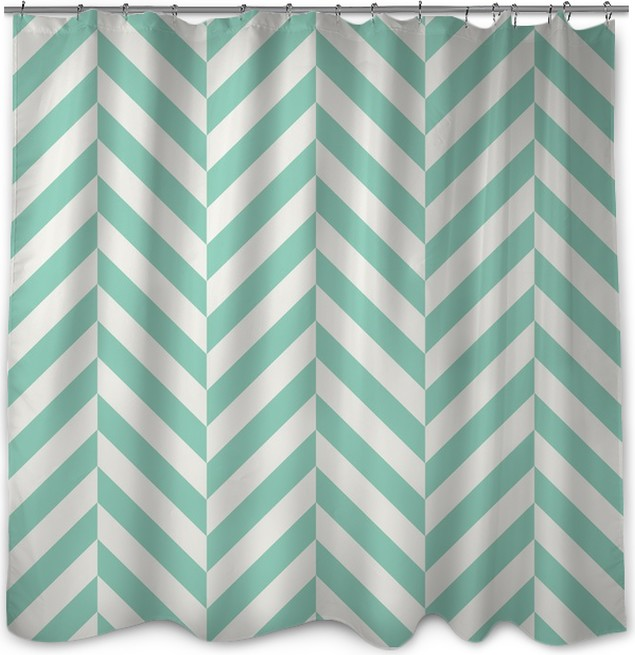 Seamless Geometric Pattern Shower Curtain O PixersR O We Live To Change