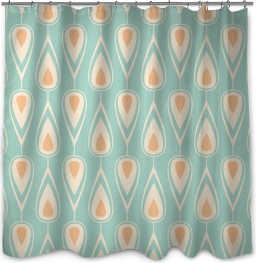 Contemporary Shower Curtains - Personalize your interior • Pixers®