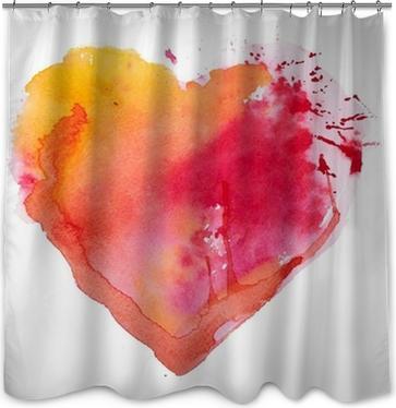 Valentines Day Shower Curtains O PixersR