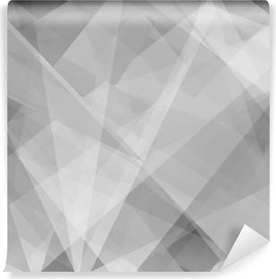 Självhäftande Fototapet Lowpoly Trendig bakgrund med copyspace. Vektor illustration. Begagnade opacitet skikt