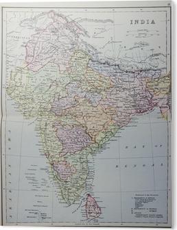Cartina Muta India Da Stampare.Stampe Poster Mappe Politiche Pagina 4 Pixers Viviamo Per Il Cambiamento