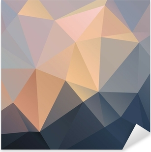 abstract background Pixerstick Sticker