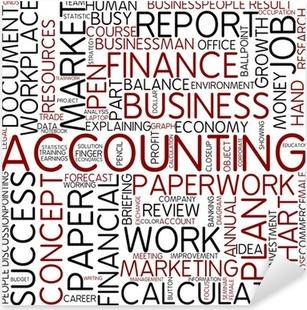 Pixerstick Sticker Accounting