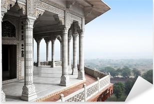 Agra Forth Pixerstick Sticker