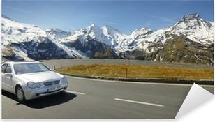 Alpen Drive Pixerstick Sticker