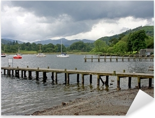 Ambleside, Lake District Pixerstick Sticker