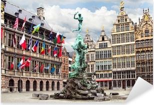 Pixerstick Sticker Antwerpen