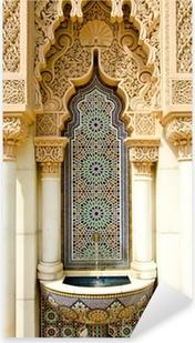 Sticker Pixerstick Architecture marocaine conception