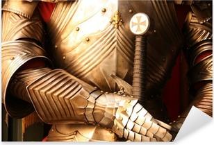 Armor Pixerstick Sticker