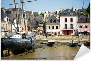 Pixerstick Sticker Auray - Le port de Saint-Goustan (Morbihan, Bretagne))