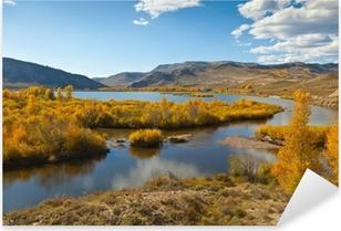 Autumn in Colorado Pixerstick Sticker