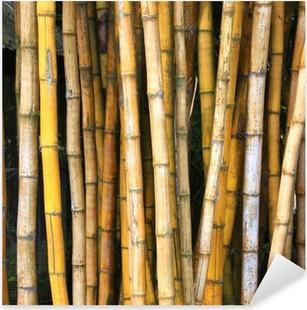 Pixerstick Sticker Bamboo